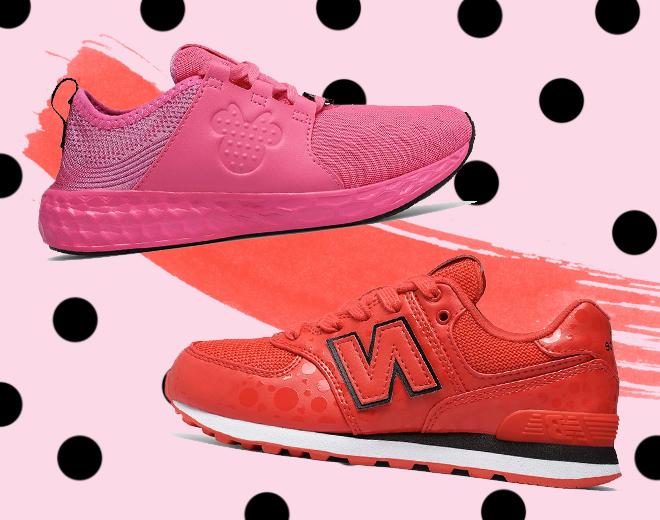 estimular no relacionado piel  Os tênis da New Balance inspirados na Minnie Mouse - Lilian Pacce